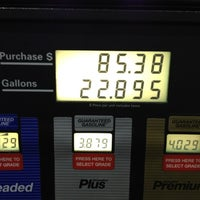 Photo taken at QuikTrip by Aaron D. on 4/12/2012