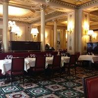 Photo taken at Café de la Paix by Richard B. on 8/16/2012