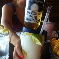 Photo taken at Blue Moon Mexican Cafe by Edgar V. on 9/1/2012