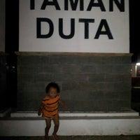 Photo taken at Tempat jajan Taman Duta by bayu s. on 8/25/2012