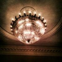 Снимок сделан в Дворец на Яузе пользователем Fiztashka 4/21/2012