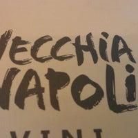 Photo prise au Vecchia Napoli par Joaquín D. le8/15/2012