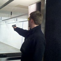 Photo taken at Silver Bullet Firearms and Training Center by AJ B. on 3/24/2012