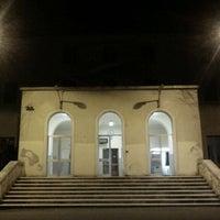 Photo taken at Stazione Vittorio Veneto by Gabriele K. on 5/27/2012