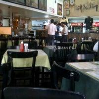 Photo taken at Leopold Café by Shashi B. on 8/22/2012