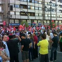 7/19/2012 tarihinde Eva R.ziyaretçi tarafından palacio de justicia'de çekilen fotoğraf