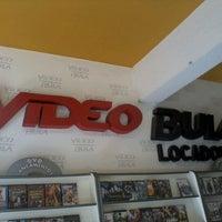 Photo taken at video bula by Junior N. on 9/3/2012