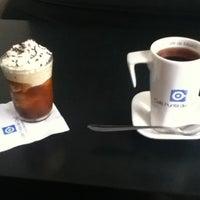 Photo taken at Café Punta del Cielo by Israel V. on 7/3/2012