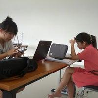 Photo taken at สจรส by Warunee R. on 7/22/2012