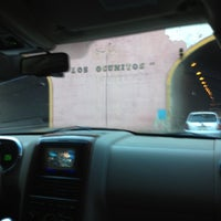 Photo taken at Túnel Los Ocumitos by Janine M. on 9/9/2012
