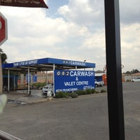 Photo taken at 082 CAR WASH by Martin F. on 3/27/2012