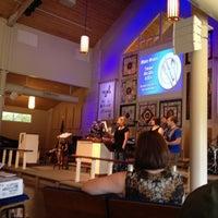 Photo taken at St John the apostle the united Methodist church by Dennis J. on 5/20/2012