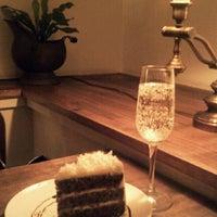 Photo taken at CAFFE CAFFE by Bomyi J. on 3/12/2012