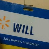 Photo taken at Walmart Supercenter by William R. on 5/14/2012