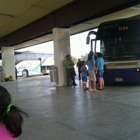 Photo taken at Terminal de Autobuses by Ivanovich Y. on 5/1/2012