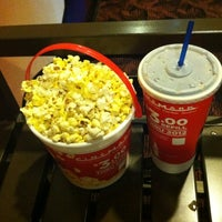Photo taken at Cinemark Mesa Riverview by Phil A. on 7/15/2012