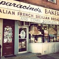 Photo taken at Sparacinos by Anjali M. on 5/20/2012