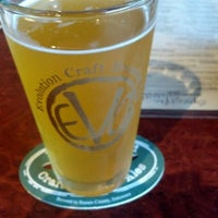 Photo taken at Specific Gravity Pizzeria & Beer Joint by Jeremy R. on 6/27/2012