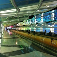 Photo taken at Concourse C by Debra U. on 8/5/2012
