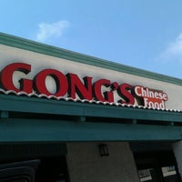 Photo taken at Gong's Chinese Food by Michelle S. on 4/29/2012