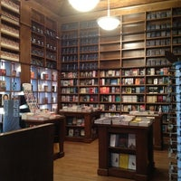 Photo taken at Books & Books by Corrie D. on 5/12/2012
