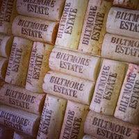 Photo taken at Biltmore Estate Winery by Luis C. on 9/2/2012