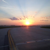 Photo taken at The Eastern Iowa Airport (CID) by Ceci M. on 8/24/2012