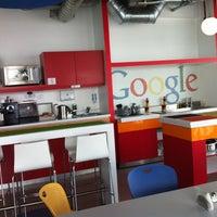 Photo taken at Google México by XAVIER RICARDO R. on 8/8/2012