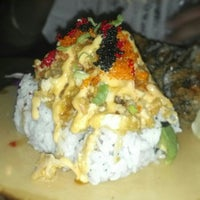 Photo taken at Spice Thai & Sushi by Ashley G. on 6/11/2012