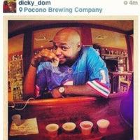 Photo taken at Pocono Brewing Company by SlamHound on 8/23/2012