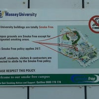 Photo taken at Massey University, Wellington by Anna P. on 8/22/2012