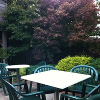 Photo taken at Cafe Reverie by Derek C. on 9/10/2012