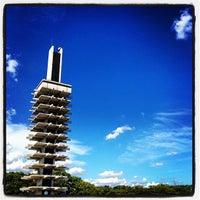 Photo taken at Komazawa Olympic Park by Masa T. on 9/9/2012