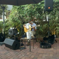 Photo taken at Spy Global Cuisine and Lounge by Caleb J. on 6/16/2012