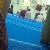 Photo taken at Masjid Tok Bandar by Husnaisma I. on 2/24/2012