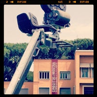 Photo taken at Cinecittà Studios by Anderson S. on 7/9/2012