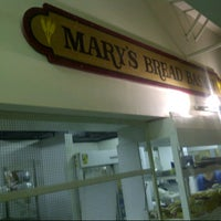 Photo taken at Mary's Bread Basket by Matt T. on 8/4/2012