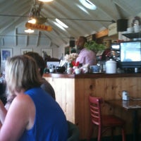 Photo taken at Sam's Log Cabin by Kenneth P. on 8/4/2012