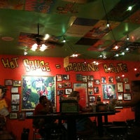 Photo taken at Tijuana Flats by Vishal M. on 9/5/2012