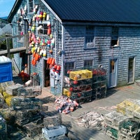 Photo taken at Thurston's Lobster Pound by Michael M. on 7/7/2012