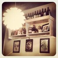 Снимок сделан в PASTA Cafe Bar пользователем Angelina P. 5/7/2012