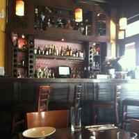 Photo taken at Cafe Bugatti by Amina F. on 3/11/2012