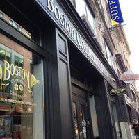 7/17/2012 tarihinde Kim D.ziyaretçi tarafından Boston Common Coffee Company'de çekilen fotoğraf