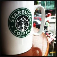 Photo taken at Starbucks by Hadi A. on 2/3/2012