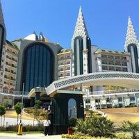 6/25/2012 tarihinde Volkan C.ziyaretçi tarafından Delphin Imperial Luxury'de çekilen fotoğraf