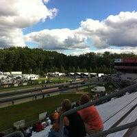 Photo taken at US 131 Motorsports Park by Joseph M. on 9/8/2012