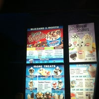 Photo taken at Dairy Queen by Sonya C. on 9/2/2012