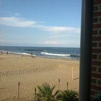Photo taken at Aqua Restaurant & Bar by Blake T. on 7/29/2012