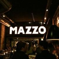 Photo taken at Mazzo by Jesse B. on 3/2/2012