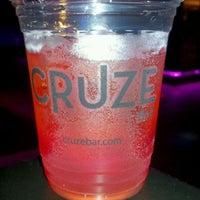 Photo taken at Cruze Bar by Nick C. on 5/27/2012